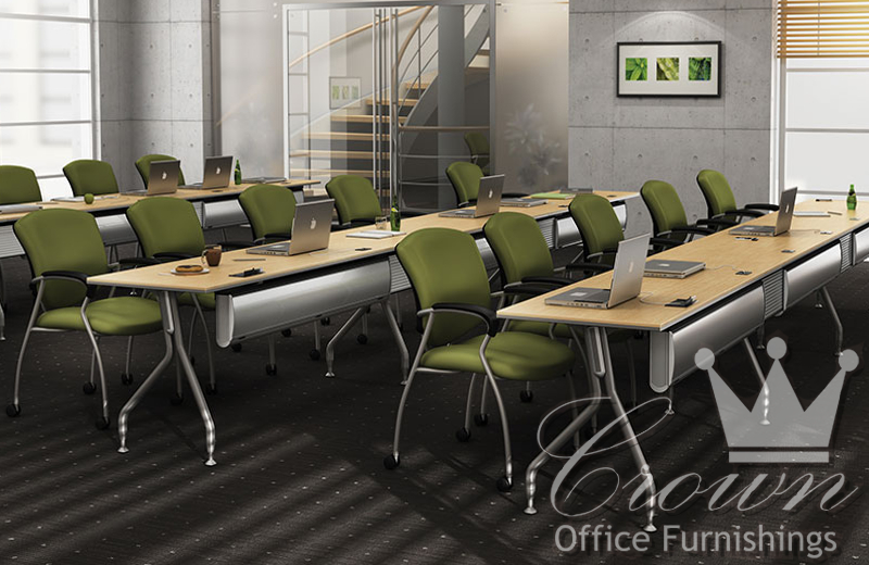 Bungee Tables Crown Office Furniture Tulsa Oklahoma