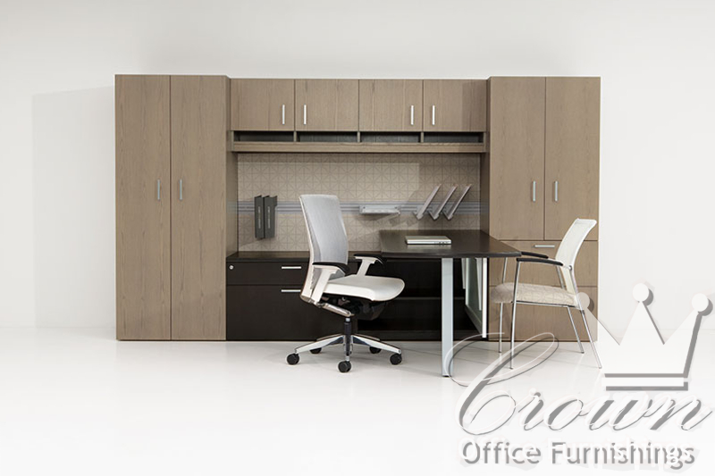 Lufton Crown Office Furniture Tulsa Oklahoma