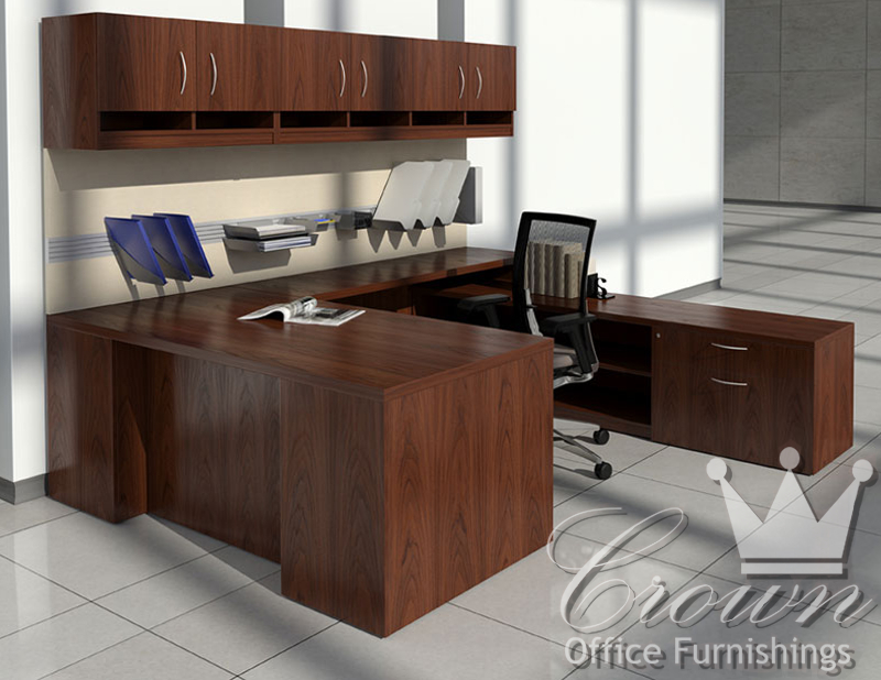 Lufton Crown Office Furniture Tulsa Oklahoma