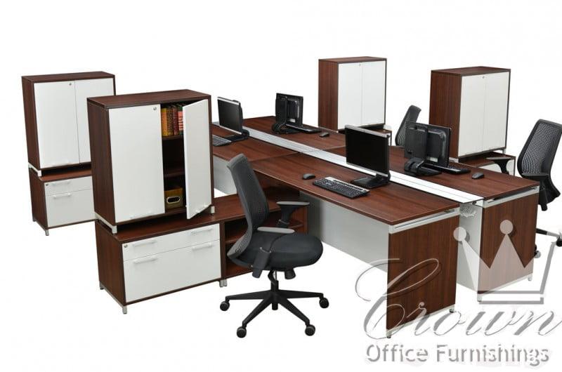 Onedesk Crown Office Furniture Tulsa Oklahoma