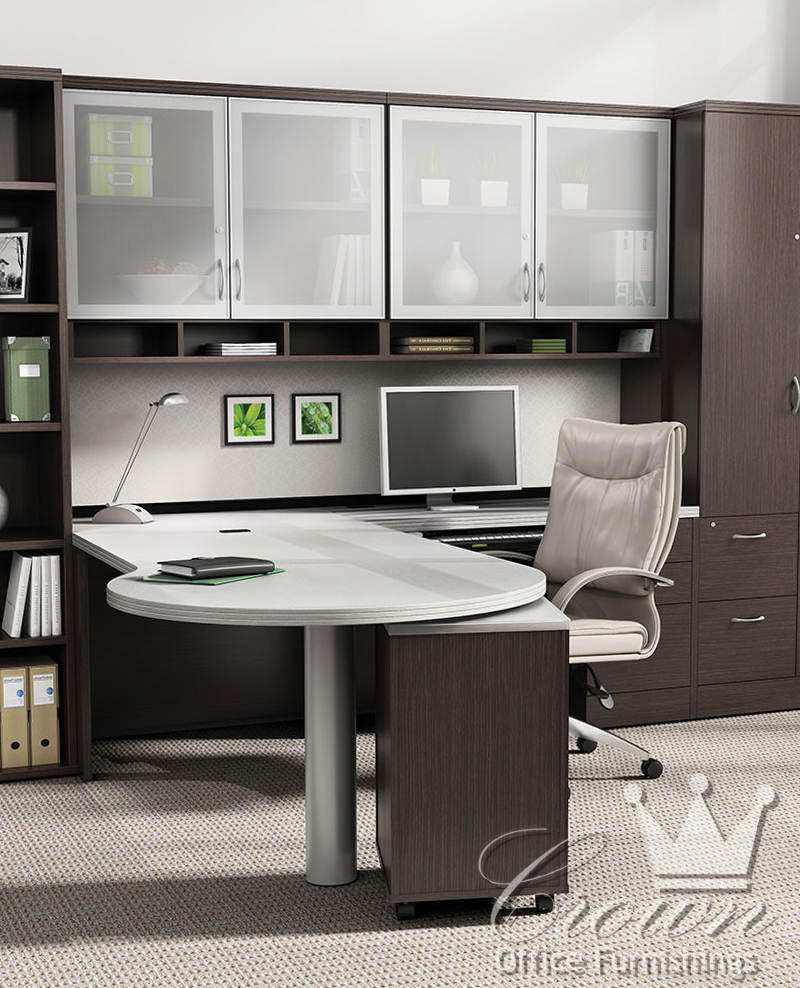 Zurich Desking Crown Office Furniture Tulsa Oklahoma