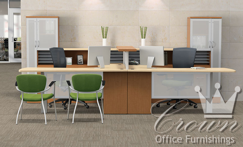 Zurich Multiplan Crown Office Furniture Tulsa Oklahoma