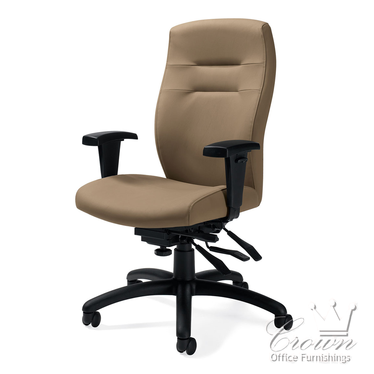 Synopsis Conference Chair - Crown Office Furniture | Tulsa Oklahoma