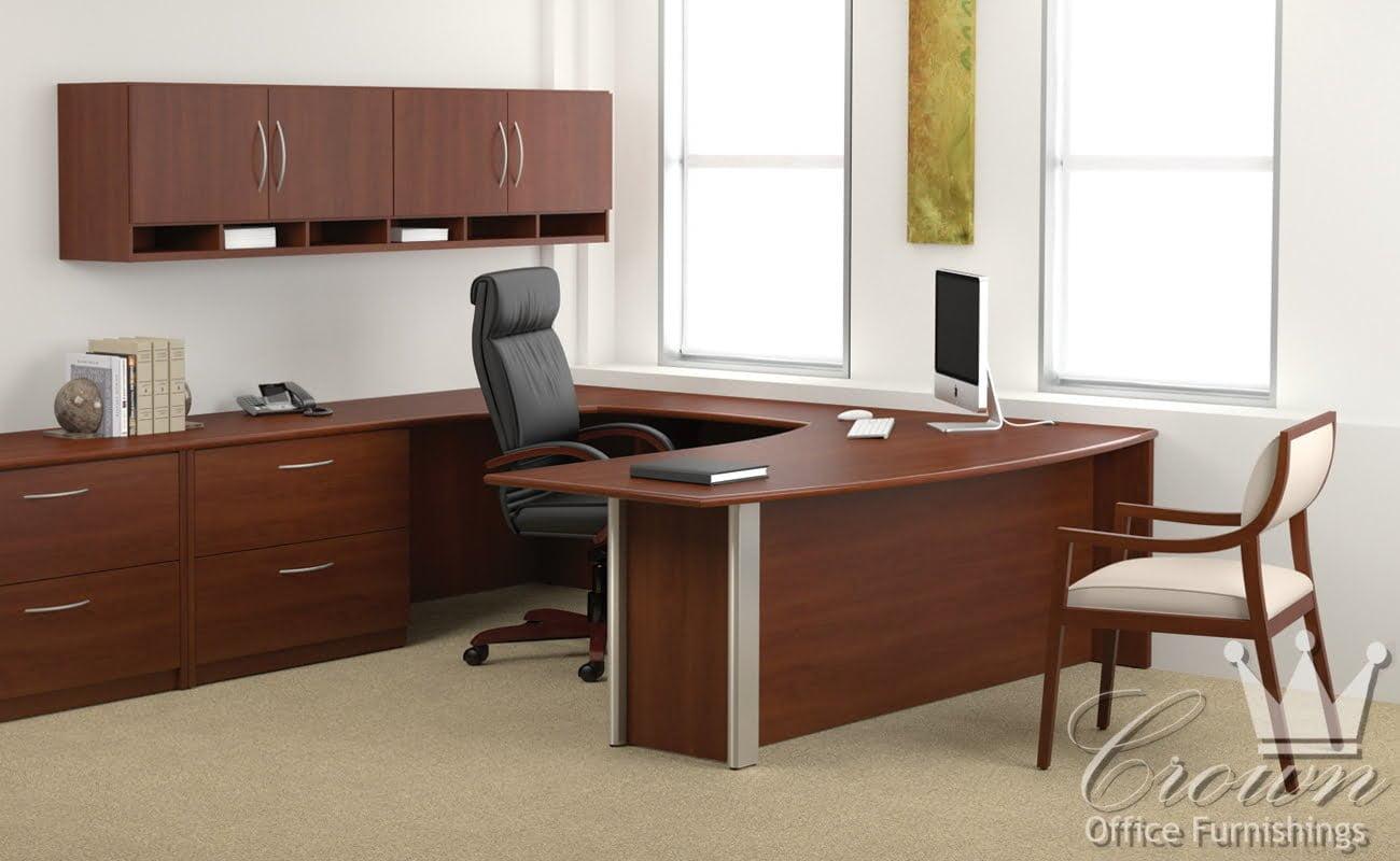 Management Desking Crown Office Furniture Tulsa Oklahoma