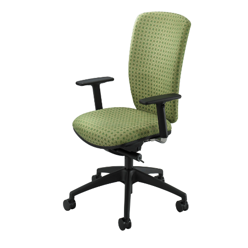 The TBD chair redefines functionality. This chair is available in fabric or leather and in a host of colors. The silver or black base keeps this chair ...  sc 1 st  Crown Office Furniture & TBD - Crown Office Furniture | Tulsa Oklahoma